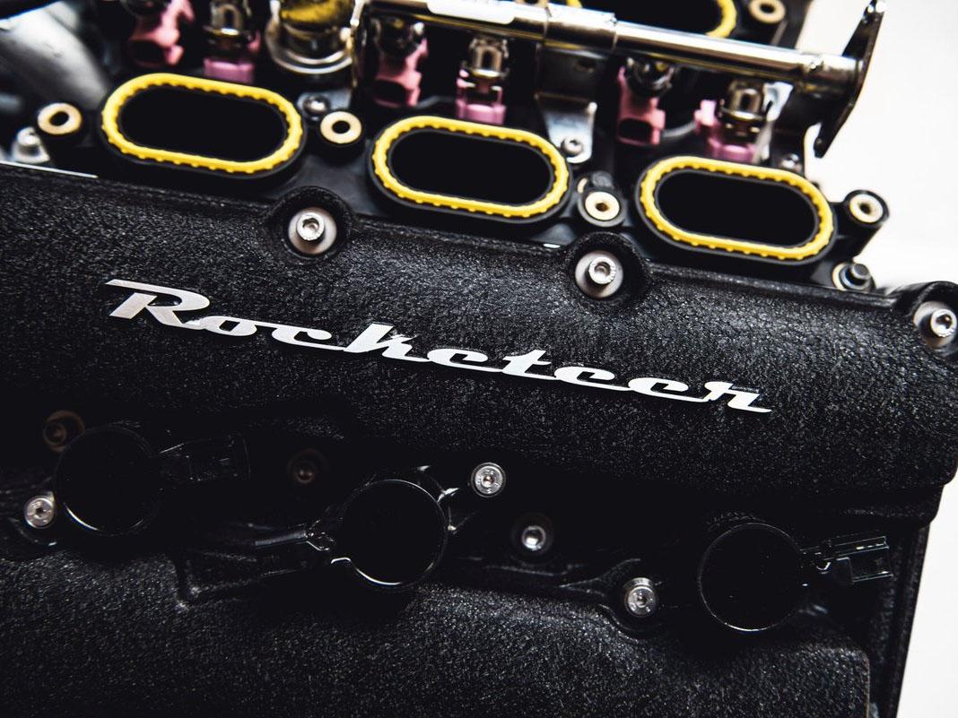 The Rocketeer Lives! – Motorsport Electronics