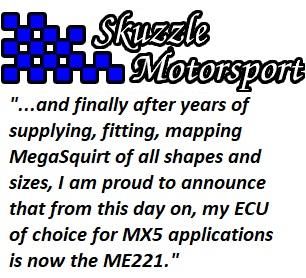 ME442 Plug-In Engine Management – Motorsport Electronics