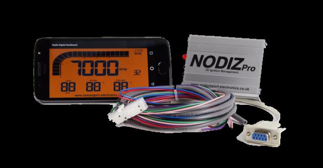 NODIZ Pro Ignition-Only ECU – Motorsport Electronics on