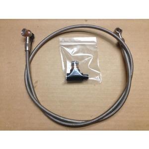 Mazda MX-5 Turbo Oil Line Kit